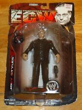 2007 WWF WWE ECW Jakks Joey Stlyes Wrestling Figure MOC Headset Microphone