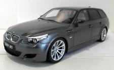 Coches, camiones y furgonetas de automodelismo y aeromodelismo plástico BMW color principal gris