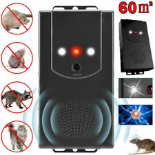 Ultrasonic Pest Repellent USB Repeller Devices Fast Get Rid of Mouse Rat Ant