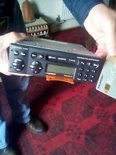 Blaupunkt paris rcm 127 car radio cassette key card