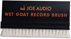 Joe Audio Premium Wet Goat Natural Fine Hair Record Brush