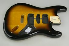 Fender Squier Affinity Series Strat Stratocaster Cuerpo 2 Tone Sunburst 6437