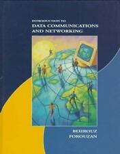 Introduction to Data Communications and Networking Forouzan, Behrouz, Coombs, C