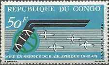 Timbre Aviation Congo PA13 * lot 7754