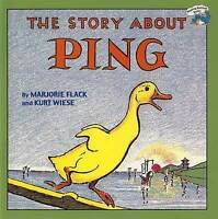 The Story about Ping by Marjorie Flack Book   NEW Free Post AU