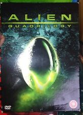 Alien Quadrilogy (9 Disc Complete Box Set) DVD Sigourney Weaver