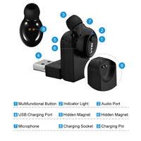 VTIN Phone Mini Earpiece Wireless Bluetooth Headphone Earbuds with MIC