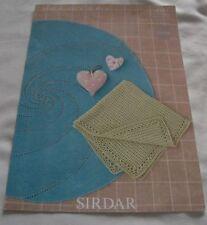 Sirdar Baby Crocheting & Knitting Patterns