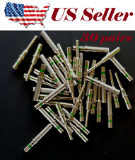 30 Pairs Deutsch Dt Series Solid Pin Connector Male Amp Female 60 Pcs