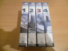 The Modern Navy 1 - Show Of Strength (VHS, 1996) NO 2/3/4 VHS