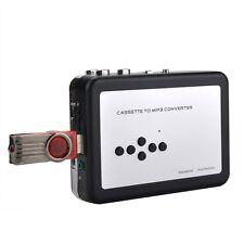 USB Cassette Player Tape Music to mp3 Digital Converter Walkman MP3 to USB Flash
