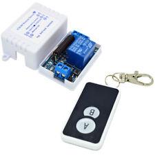 Interruptor De Control Remoto Inalámbrico Módulo de Relé 5V 12V 24V 433MHZ 1-canal RF