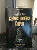 Daniel Riba Mistero Delle Statues-Menhirs Di Corse Puzzle Di Universo Laffont