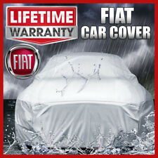 FIAT [OUTDOOR] CAR COVER ☑️ All Weatherproof ☑️ Waterproof ✔CUSTOM✔FIT