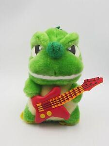 "Godzilla Live B1808 Guitar Banpresto 5"" NO TUSHTAG Plush 1993 Toy  Doll Japan"
