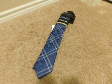 Brand new Haggar Premium Neckwear Blue Floral men's tie