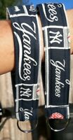 New York Yankees 2 pk keychains
