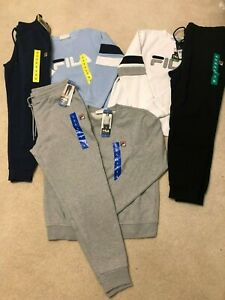 Fila Sweatshirt and Jogger Pants Set Womens Suit New S M L XL Sizes