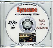 """Syracuse the """"Moody Mile"""" 1974-1982 DVD, Snyder Video Productions - New Release!"""