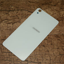 Battery Back Cover Door Housing Glass Case +Adhesive Attached For Lenovo S850