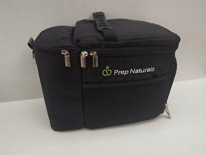 Meal Prep Lunchbox Food Preperation Cooler Bag.