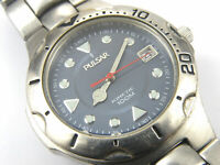 Pulsar By Seiko Men's Kinetic Sports Watch YT57-0B00 - 100m