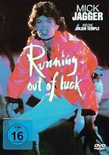 Running out of luck Mick Jagger DVD neu&ovp. Kult Musikfilm Rolling Stones