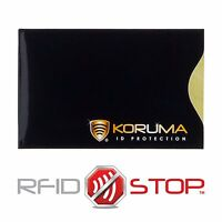 NEW RFID Blocking 100% Sleeve Credit Debit Contactless Card Holder Protector LOT