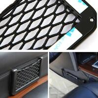 Good Net String Auto Car Bags GPS Phone Holder Pocket Organizer Pouch Storage