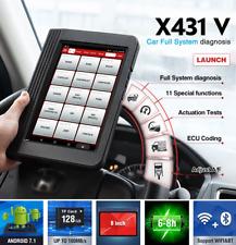 LAUNCH X431 V Pro Auto Diagnostic Scanner Tool OBD2 EOBD Bi-Directional V+ Pro3