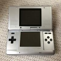Nintendo Body Nintendo DS Silver from jAPAN