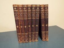 1894 - 8 Volumes - Great Men and Famous Women - Many Engravings