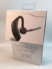 Plantronics Voyager Legend Black Ear-Hook Headsets - Refurbished in Retail Box