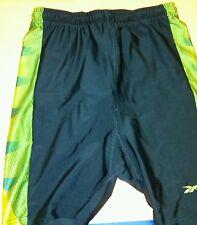 Short running reebok , pantaloncino elasticizzato alta performance TAGLIA EUR. S