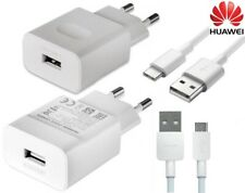 Original Huawei 9V/2A Fast Charger Micro/Type-C USB Cable P9 P10lite Honor  8 9