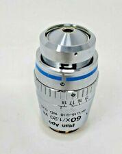Nikon Microscope Objective Plan Apo 60x Wi
