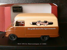 "Opel Blitz Fourgon tole ""handelsgold"" Starline 1/43"