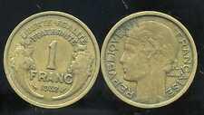 FRANCE  FRANCIA  1 franc morlon  1932  ( bis )