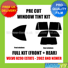 VOLVO XC90 ESTATE 2002+ FULL PRE CUT WINDOW TINT KIT