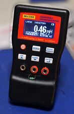 MLC500 AutoRanging LC Meter 0.001uH to 100H, 0.01pF to 100mF 1% accuracy 5-digit