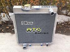 3 Row FORD Mustang V8 ENGINE 5.0L 1964-1966 64 65 66 Aluminum Radiator Ranchero