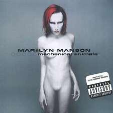 Marilyn Manson - Mechanical Animals NEW CD