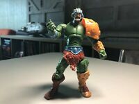 Vintage 2002 MOTU He-Man Man At Arms Action Figure Mattel