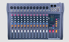 professional CT120S-USB 12channel DJ audio mixer karaoke mixer mixing console