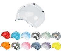 *SHIPS SAME DAY* Bubble Shield for Biltwell Helmets  Anti-fog Version 3 SNAP