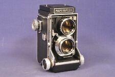 Mamiya Mamiyaflex mit Sekor 2,8 x 80mm / TLR Rollfilm Mittelformat Kamera