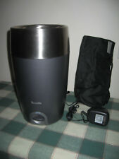 Breville 7 Minute Wine Chiller WC15XL 9V DC or Uses 7AA Batteries & Thermal Bag