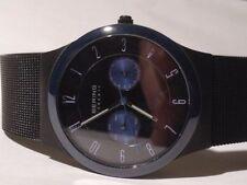 Titanium Case Adult Ceramic Strap Wristwatches