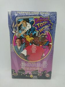 Factory Sealed Adventures In Toon World Trading Cards Box Michael Jordan 1993