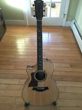 Taylor 800 812-CE Acoustic/Electric Guitar left Handed
